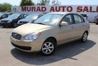 2009 Hyundai Accent !!! 109,000 KMS !!! MANUAL !!!