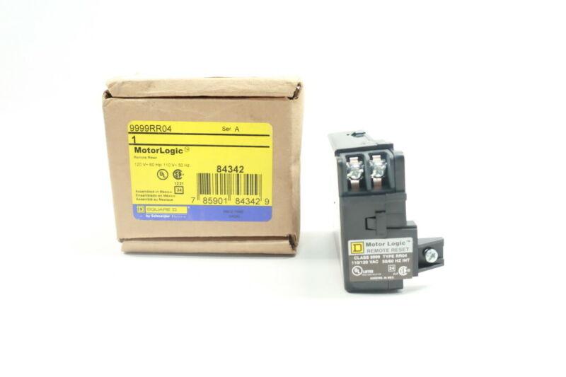 Square D 9999RR04 Motorlogic Remote Reset Ser A