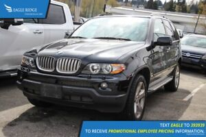 2005 BMW X5 4.4i Leather Upholstery