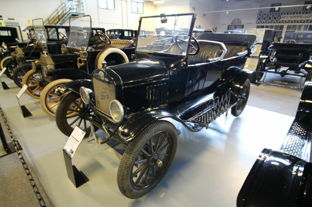 Ford Open Touring 1924