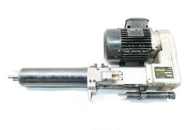 Sugino Machine Es3p-2-1330llu Selfeeder Electric Drilling Unit 3380rpm 333575v