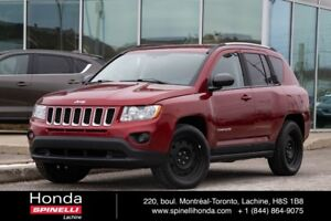 2011 Jeep Compass NORTH AUTO 4WD 4WD MAGS AUTO 8 TIRES++