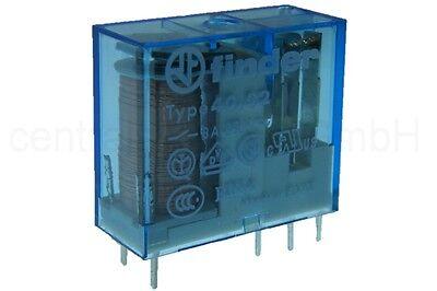 Relais F4052-12 Finder Typ 40.52.9.012 12V - 12V 2x Wechsler 40.52