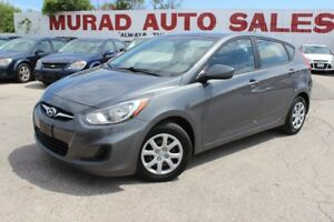 2012 Hyundai Accent !!! 1.6 LTR ENGINE GREAT ON GAS !!!