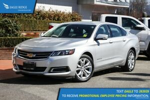 2016 Chevrolet Impala 2LT Satellite Radio & Backup Camera