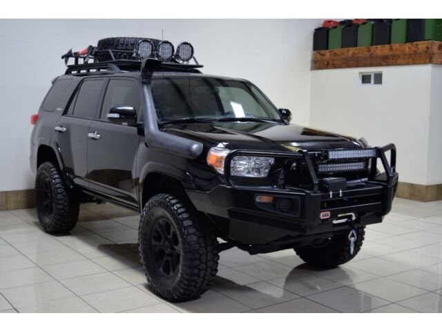 Toyota Dealer Houston >> 2013 Toyota 4Runner LIFTED 4X4 | eBay