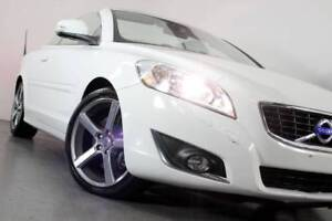 2012 Volvo C70 T5 Auto 2.5 Petrol Hardtop Convertible/Coupe White