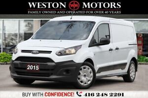 2015 Ford Transit Connect XL*SLIDING DOORS*LEATHER*SHELVING!!!*