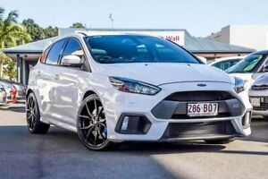 2016 Ford Focus LZ RS AWD White 6 Speed Manual Hatchback Tweed Heads Tweed Heads Area Preview