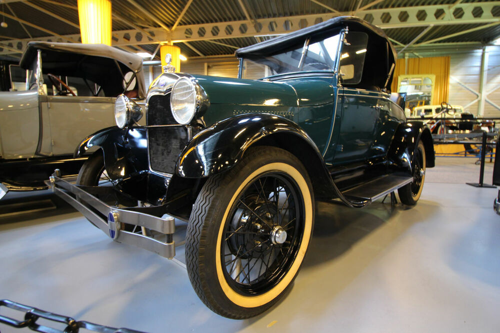 Ford A 40 A Roadster 1929