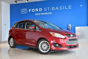 2014 Ford C-MAX hybrid SEL+CUIR+TOIT PANO+GPS+TECK PACK+++ REMOTE START+F