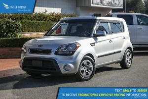 2012 Kia Soul 1.6L Heated Seats, CD Player, A/C