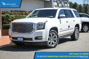 2018 GMC Yukon Denali Navigation, Heated & Ventilated Seats,...