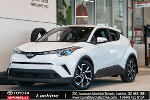 2018 Toyota C-HR XLE IMPECCABLE! REMOTE STARTER! HEATED SEATS! B