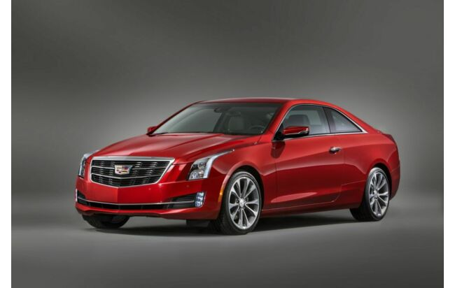 Ab Herbst in Europa: Cadillac ATS Coupé