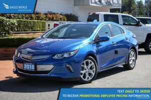 2018 Chevrolet Volt Premier Navigation, Leather Upholstery, B...