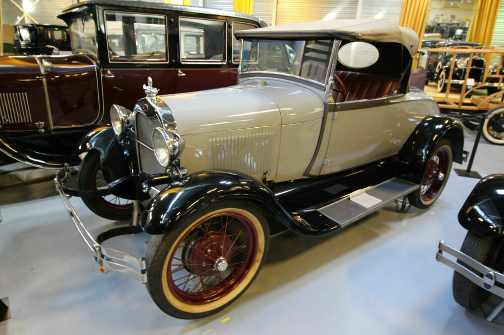 Ford 40 A Standart Roadster 1927