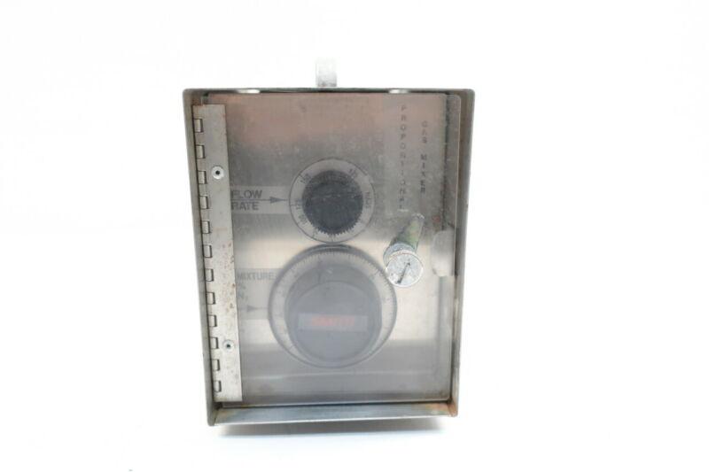 Smith Equipment 299-028B Proportional Gas Mixer 50-100psi