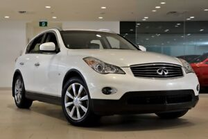 2014 Infiniti QX50 Journey LEATHER, ROOF, MAGS, VERY LOW KM!!