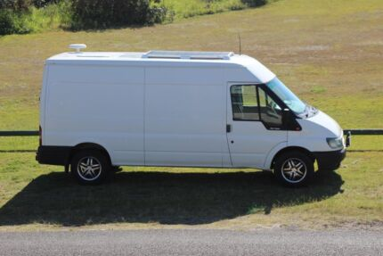 Ford Transit Campervan Blacksmiths Lake Macquarie Area Preview