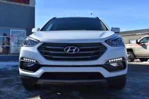 2017 Hyundai Santa Fe Sport 2.0T Limited 2017 SANTA FE LIMITE...