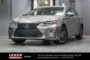 2017 Lexus ES 350 TOURING; CUIR TOIT CAMERA LSS+ LANE ASSIST - P