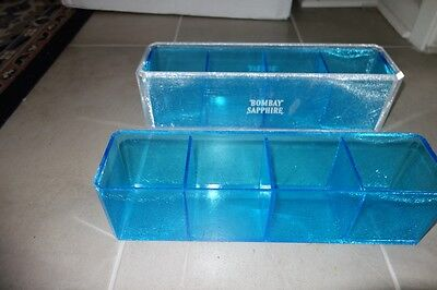 Bombay Sapphire Condiment Tray Restaurant Or Home Pubbarmancave