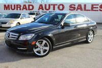 2011 Mercedes-Benz C-Class !!! LEATHER HEATED SEATS !!!