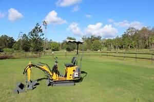 Mini Excavator Tiger Ozziquip NEW Delivery Australia Wide Molendinar Gold Coast City Preview