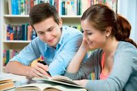 Math/ English/French Tutors available to help you !