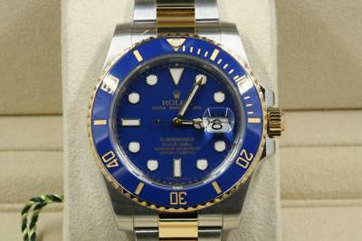 Rolex Submariner-Date 116613 Blue Dial & Bezel 2009 Model