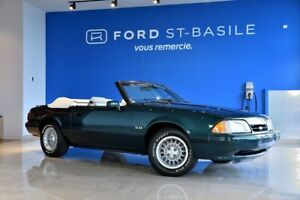 1990 Ford Mustang LX / EDITION 7UP / MANUELLE UNIQUE CAR IN QUEB