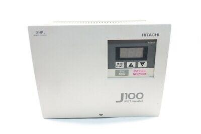 Hitachi J100-022hfu2 Ac Vfd Drive 400-460v-ac 380-460v-ac 3hp