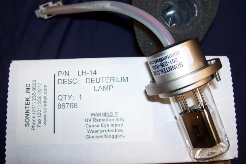 Sonntek Deuterium Lamp LH-82
