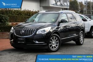 2017 Buick Enclave Leather Heated Seats & Satellite Radio