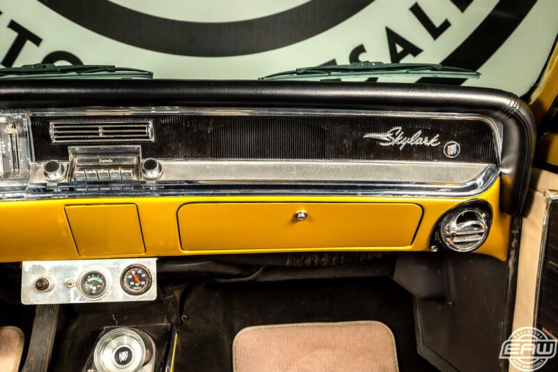Image 17 Voiture American classic Buick Skylark 1966