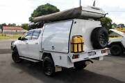 FULLY KITTED UP  HILUX CAMPER WITH $$$50K WORTH OF ACCESSORIES Osborne Park Stirling Area Preview