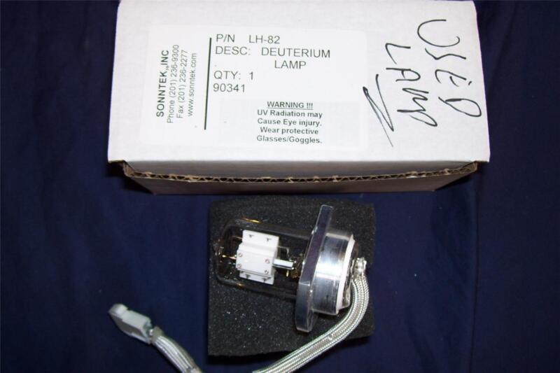 Sonntek Deuterium Lamp LH-36X2