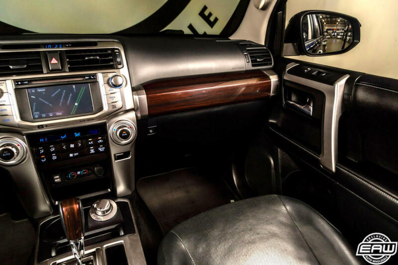Image 8 Voiture American used Toyota 4Runner 2016