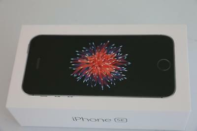 NEW UNLOCKED APPLE IPHONE SE 32GB BLACK GLOBAL TMOBILE CRICKET VERIZON WARRANTY