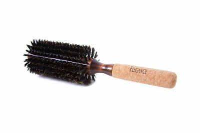 """Elegance Pro Round Hair Brush Extra Bristles - 0.50"""" for sale  Shipping to India"""