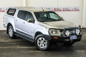 2012 Holden Colorado RG LTZ (4x4) 5 Speed Manual Crew Cab Pickup Myaree Melville Area Preview