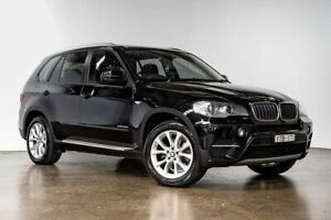 2012 BMW X5 E70 MY12 xDrive30d Steptronic Black 8 Speed Sports Automatic Wagon South Melbourne Port Phillip Preview