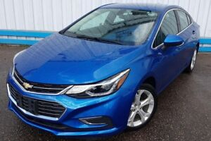 2017 Chevrolet Cruze Premier *LEATHER-HEATED SEATS*
