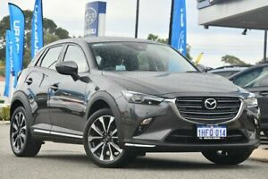 2020 Mazda CX-3 DK4W7A sTouring SKYACTIV-Drive i-ACTIV AWD Grey 6 Speed Sports Automatic Wagon Melville Melville Area Preview