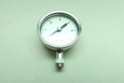 Ashcroft Pressure Gauge 0-30psi 2-12in 14in Npt