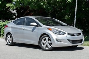 2013 Hyundai Elantra GLS| Sunroof| Alloys| CarLoans Any Credit