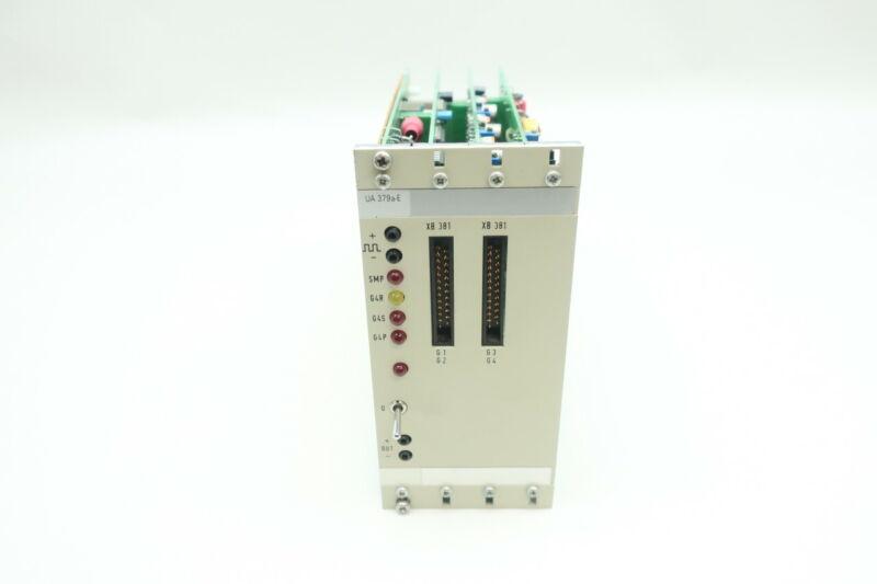 Abb UA 379A-E Speed Transducer Module