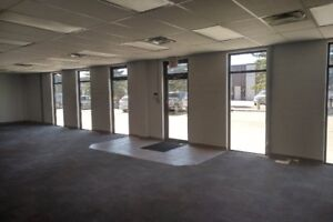 10,039 SF Office/warehouse space with showroom and 3 dock doors