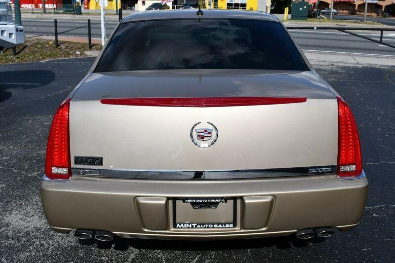 Image 7 Voiture Américaine d'occasion Cadillac DTS 2006